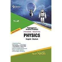 TS & AP Inter II-PHYSICS (E.M) (Test Paper)-2017