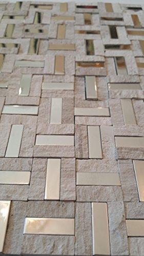 pierre-carreaux-de-mosaque-miroir-chrome-30x-30cm-pour-carrelage-8mm-carr-beige-026