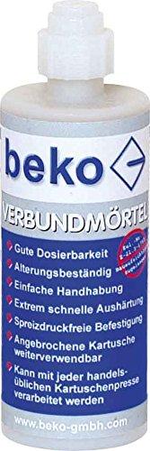 BEKO Verbundmörtel 165 ml, 1 Zwangsmischer, 1 Stück, 270151