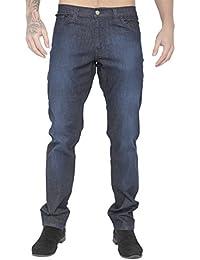 Bowie Mens 5 pocket western denim stretch comfort jean straight leg 28-44  Drake 0b309f02b8b3