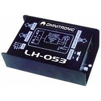 OMNITRONIC LH-053 DI-Box, passiv