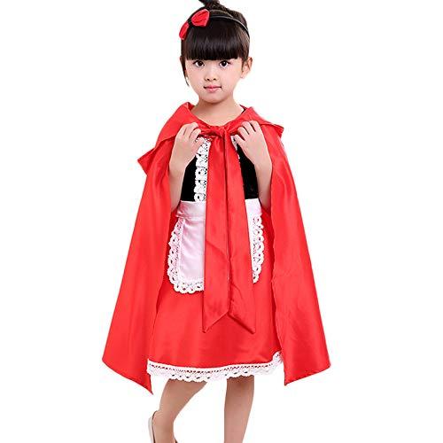 Riou Kinder Langarm Halloween Kostüm Top Set Baby Kleidung Set Kleinkind Kinder Baby Mädchen...