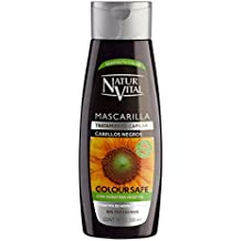Naturaleza Y Vida Mascarilla Coloursafe Negro - 300 ml