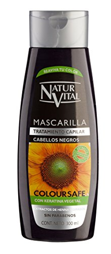 Naturaleza Y Vida Mascarilla Coloursafe Negro - 300
