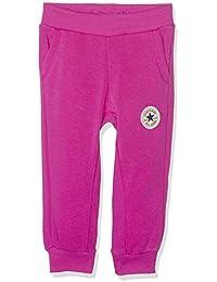 Converse Girl's Rib Paneled Capri Jogger Sports Pants