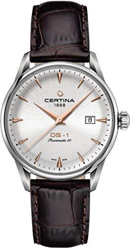 Certina DS-1 Reloj de hombre automático 40mm C029.807.16.031.01