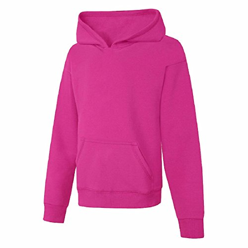 Hanes Youth EcoSmart Pullover Hood - Hanes T-shirt Sweatshirt