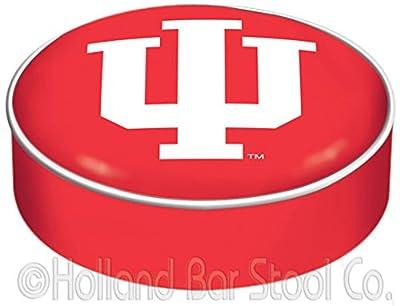 NCAA Indiana Hoosiers Bar Stool Seat Cover - inexpensive UK light shop.