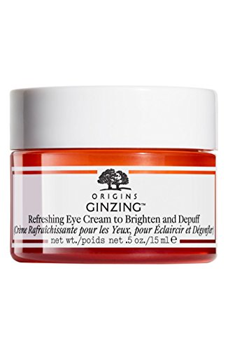 Origins GinZing Refreshing Eye Cream To Brighten and Depuff 15ml