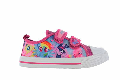 MLP My Little Pony Lynmouth Pink Trainers UK Size 7