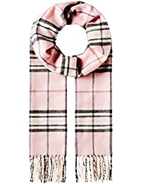 43d2aaff338 Amazon.co.uk  Pink - Scarves   Accessories  Clothing