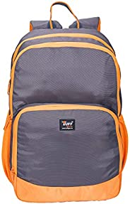 Tuff Gear 25 L Grey Polyester Water-Resistance Lightweight Scotland College Backpack