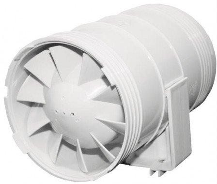 Ventilator, SILENT, MP D=100 E P10 Rohreinschub Ø100 Haltefuß Be-Entlüftung - - Entlüftungs-ventilator