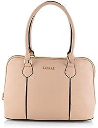 Daphne Women's Handbag (Pink) (XB15-0017PK-14014)