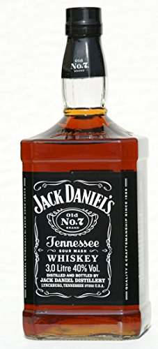 Jack Daniel's Old No.7 Whiskey Grossflasche 3,0l