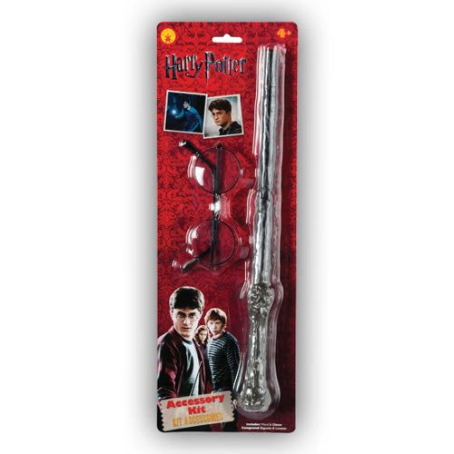 Harry Potter Blister Kit Accessori per costumi standard