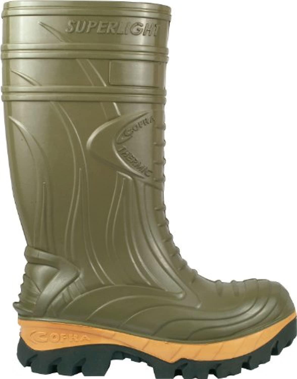 Cofra Thermic S5 HRO CI SRC – zapatos de seguridad (talla 41), color verde