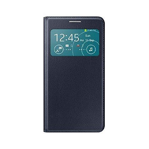 Custodia cover ORIGINALE S VIEW SAMSUNG EF-CI930 blu per Galaxy S3 Neo i9301