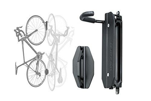 TOPEAK SwingUp EX Fahrrad Wandhalterung schwenkbar bis 16kg Wandmontage Stahl, 15900051