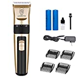 WENMW Professional Hair Clipper Trimmer Cordless Hair Clipper Beard Trimmer Men