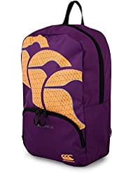 Canterbury Kid 's Back To School Mochila, color Morado - Purple Magic/Orange Pop/Purple Hebe, tamaño talla única