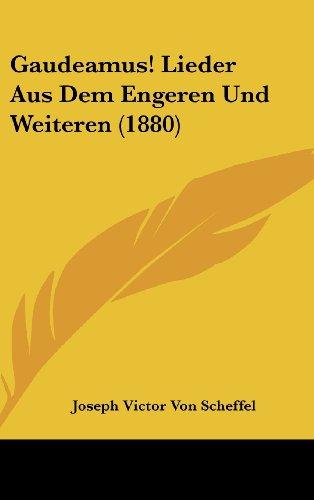 Gaudeamus! Lieder Aus Dem Engeren Und Weiteren (1880)