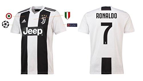 adidas group Trikot Herren Juventus 2018-2019 Home UCL - Ronaldo 7 (L)