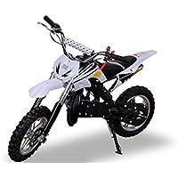Kinder Mini Crossbike Delta 49 cc 2-takt Dirt Bike Dirtbike Mini Bike Pocket Cross