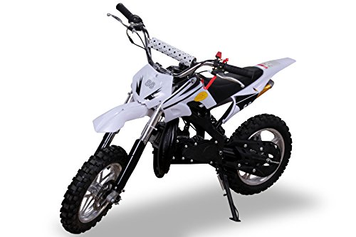 Kinder Mini Crossbike Delta 49 cc 2-takt Dirt Bike Dirtbike Mini Bike Pocket Cross