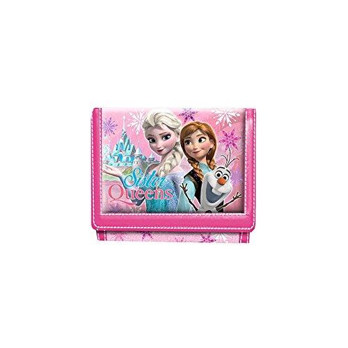 Frozen/Reine Des Neiges - 46902 - Porte-billets Velcro