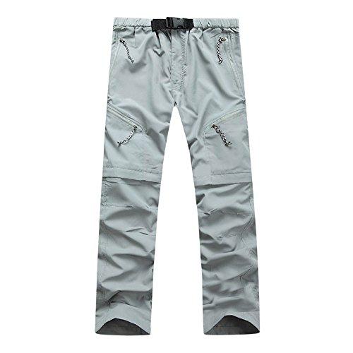 UFODB Cargohosen Herren Lang, Männer Stoffhose Multi-Pocket Loose Fit Cargo Hose Freizeithose Militär Army Retro Jogging Pants Jogger Chino Jeans Feldhose Outdoorhose