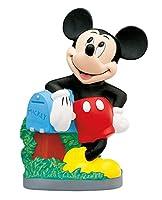 Bellissimo salvadanaio con il famoso personaggio Disney Mickey Mouse si crepa tutti i bambini! Un grande regalo di compleanno idea! Plastica non rompere la banca se cade.