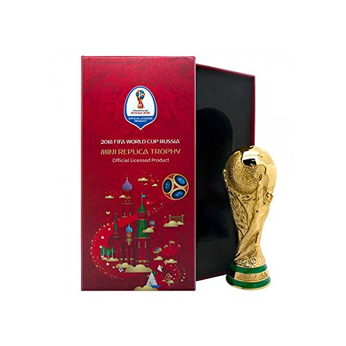 Pokal Cup Pin World (FIFA WM 2018 - Pokalreplika (150 mm))