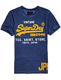Amazon.fr   Superdry - T-shirts, polos et chemises   Homme   Vêtements 82cdb2fe1f9c