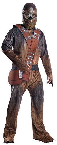 Adult Kostüm Deluxe Chewbacca - Star Wars Solo Movie Chewbacca Deluxe Adult Costume - Standard