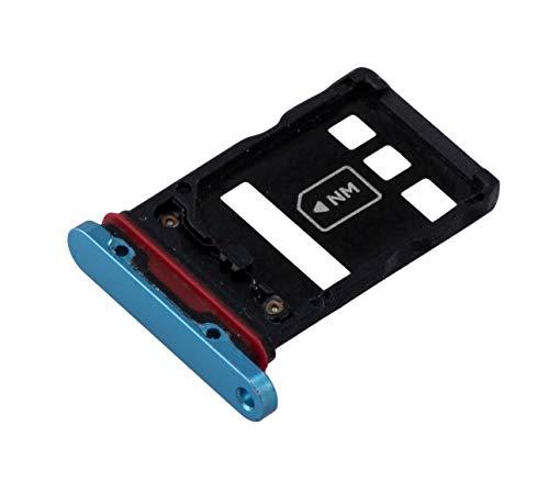 ICONIGON Ersatz für P30 Pro SIM/NM-Kartenhalter inkl. Dichtung (Breathing Crystal) Crystal Tray
