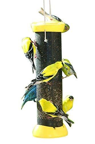 Oiseaux Choix Aimant en Maille Clever Clean Niger Mangeoire, 30,5 cm par Oiseaux Choix