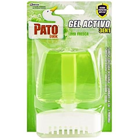 Pack 2 Recambios Pato Wc Power Gel Henkel