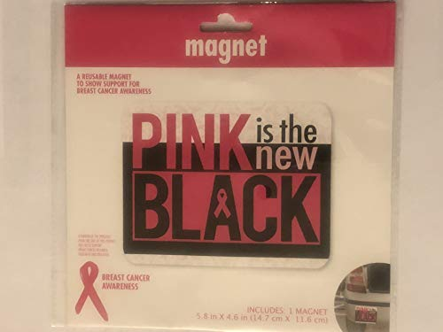 Cancer Awareness Brustkrebs Bewusstsein Magnet