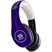 Soul by Ludacris SL150BU Pro Hi-Definition On-Ear-Kopfhörer blau