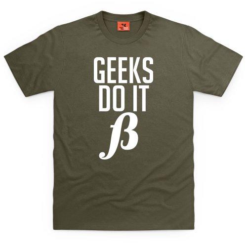 Beta T-Shirt, Herren Olivgrn