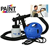 Amazingshop Paint Zoom Electric Paint Zoom Ultimate Elite Professional,Home,Office,Oil Painting Machine 4 In 1 Magic Tool Kit Cvb09 Airless Sprayer