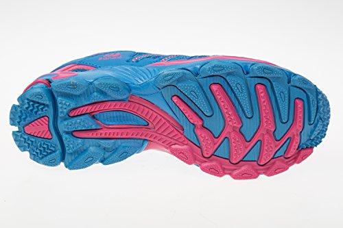 GIBRA® Chaussures de sport, très léger et confortable, bleu/rose, Taille 36–41 Bleu - Blau/Pink