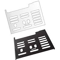 3 x Schutzfolie für DeLonghi Eletta & Eletta Plus ECAM 44.620/44.660/45.326/45.366/45.760/45.766 - Abtropfblech - Tassenablage - Tropfblech