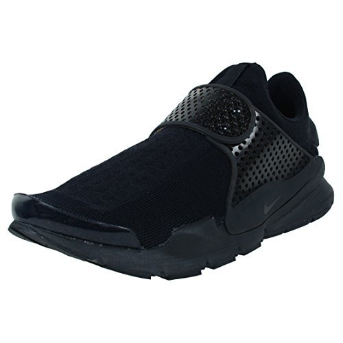 Nike Sock Dart, Scarpe da Corsa Uomo Negro (Black / Black-Volt)