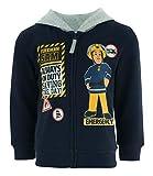 Feuerwehrmann Sam Jungen Sweatshirt, Blau, 2 Jahre