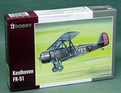 special-hobby-72175-sh-velivoli-koolhoven-fk-51-indie-orientali-olandesi-air-force