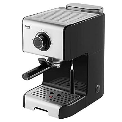 Beko Espresso Coffee Machine - Black by Beko