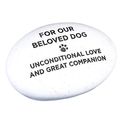 RSPCA tumba Memorial Pebble–perro