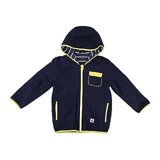 Sigikid Boy's Wendejacke, Mini Jacket, Blau (Melange Abl 390 772), 7 Years